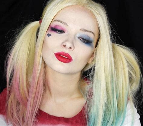harley quinn hairstyle harley quinn hairstyle squad inspired recreations