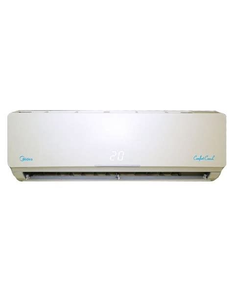 comfort cool air conditioning miraco midea 53msf1t 18cr comfort cool cooling only split