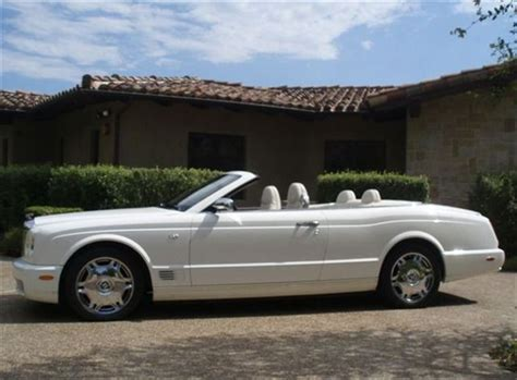 bentley azure white bentley azure convertible
