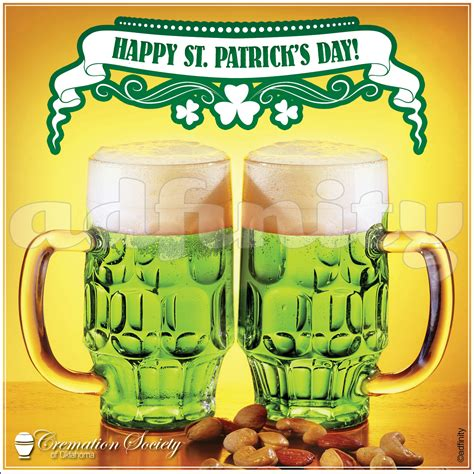 Happy St Patricks Day Meme - happy st patrick s day facebook adfinity
