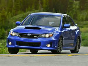 2014 Subaru Impreza Mpg 2014 Subaru Impreza Wrx Price Photos Reviews Features