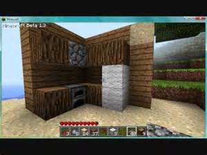 how to make furniture in minecraft