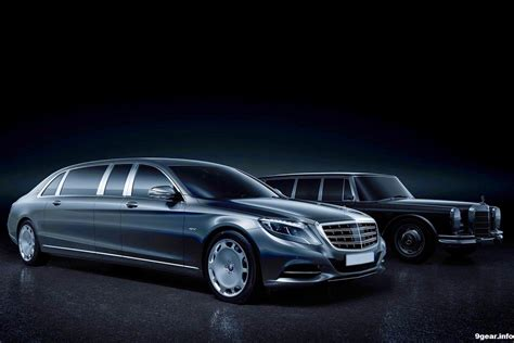 mercedes maybach s600 pullman 2016 auto coming 2017