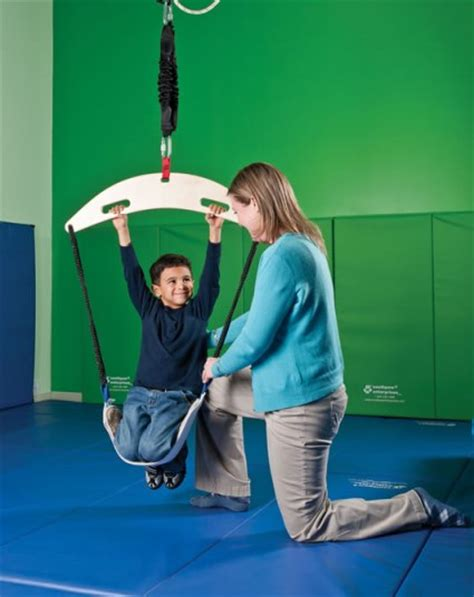 Frog Swing Occupational Therapy 2 in 1 frog swing kit for motor planning skills
