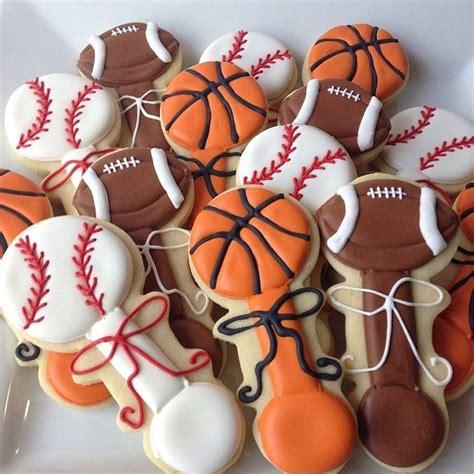 Sports Baby Shower by 25 Best Ideas About Baby Shower Sports On