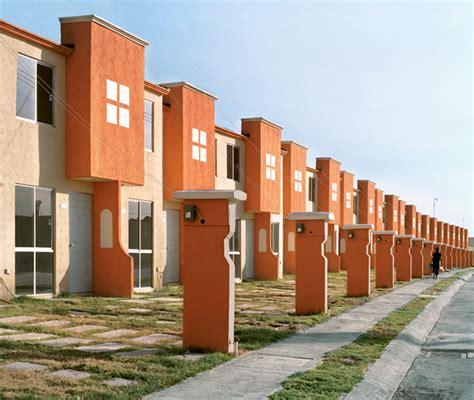 imagenes de viviendas urbanas two million homes for mexico mas context