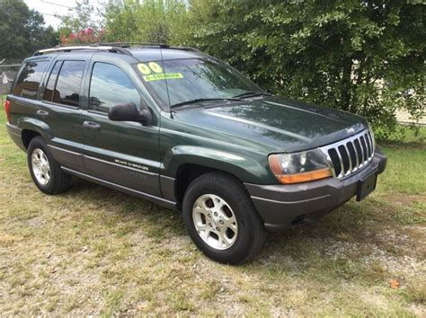 suv jeep 2000 2000 jeep grand laredo 4dr suv in fuquay angier