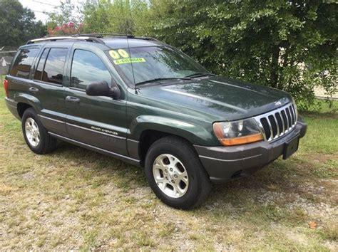 2000 Jeep Grand Laredo Transmission Problems 2000 Jeep Grand Laredo 4dr Suv In Fuquay Angier