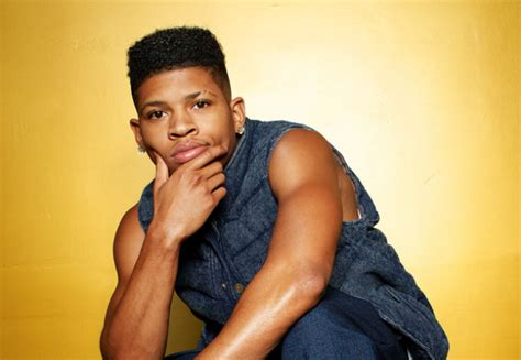 how old is hakeem in empire meet bryshere gray the bad boy doing better on empire
