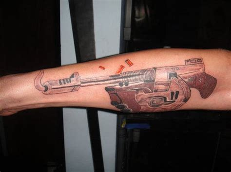 tommy gun tattoo gun design tattoos book 65 000 tattoos
