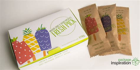 2 fruit by the foot in one package organic packaging daily package design inspirationdaily