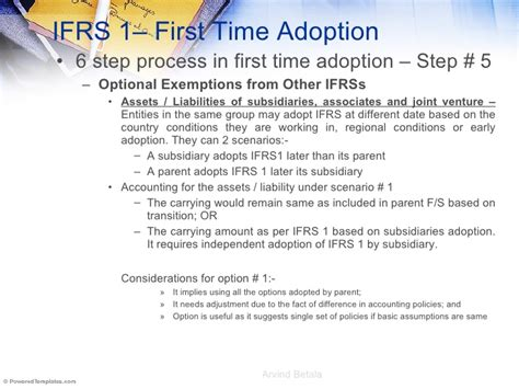 Ifrs Conversion Template by Ifrs1 Script Beneath The Story