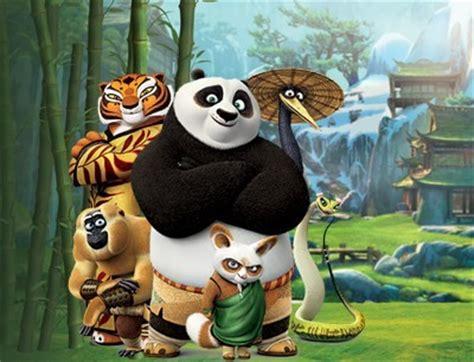 imagenes de kung fu panda y su papa kung fu panda dreamworks animation