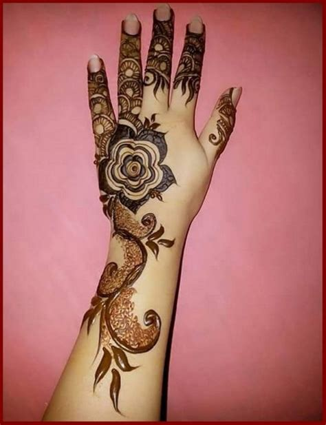 best eid mehndi design for hands and feet for beginner