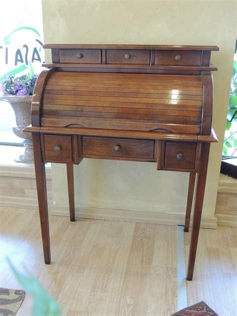 scrivania estraibile scrittoio in legno con ripiano estraibile complementi a