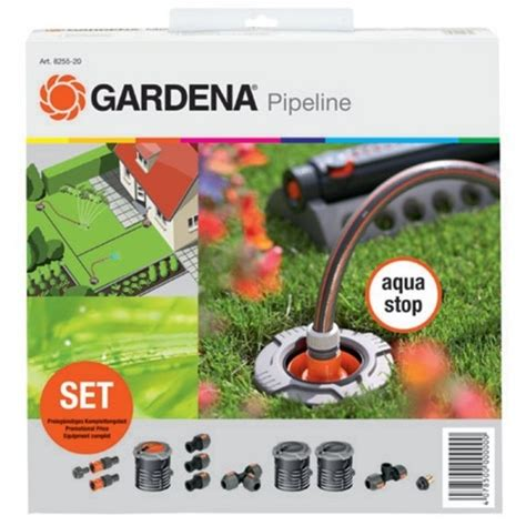 garten pipeline gardena start set f 252 r garten pipeline 8255 20