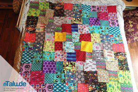 patchworkdecke n 228 hen kostenlose diy anleitung talu de