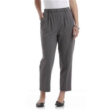 comfort waist dress pants briggs petite s comfort waist dress pants