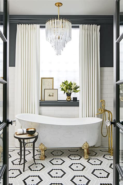 glam bathroom how to create a vintage style bathroom tile mountain