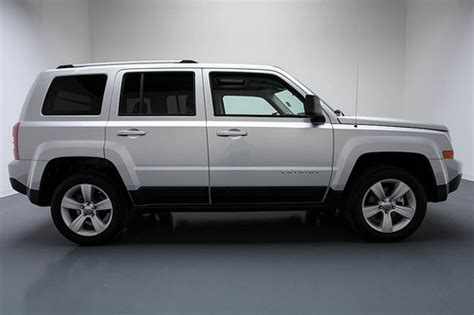 Jeep Patriot Silver 2011 Jeep Patriot Silver Flickr Photo