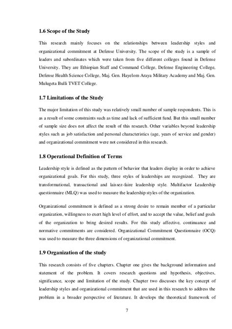 leadership research paper topics research paper topics on organizational leadership