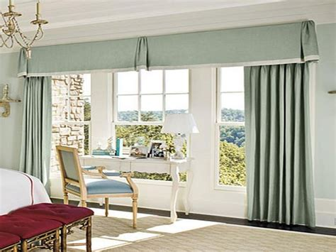 Valances For Wide Windows 1000 Ideas About Large Window Curtains On