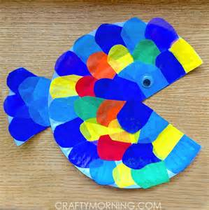 Fish Paper Plate Craft - paper plate fish craft www pixshark images