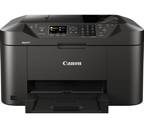 Printer Canon Fax canon maxify mb2150 all in one wireless inkjet printer with fax deals pc world