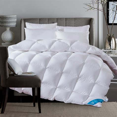 twin bed blanket size aliexpress com buy luxury white comforter 100 duck down