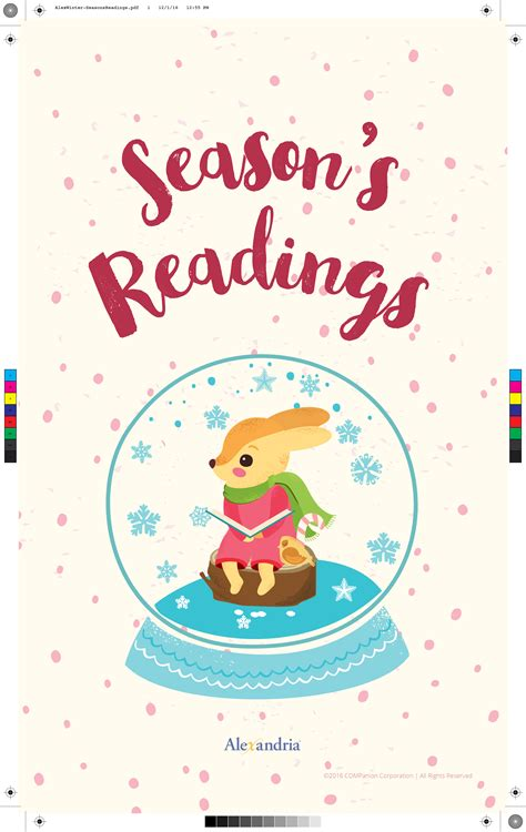 warm me in winter by the seasons volume 2 books winter reading posters for your library alexandria