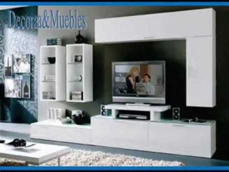 muebles television modernos