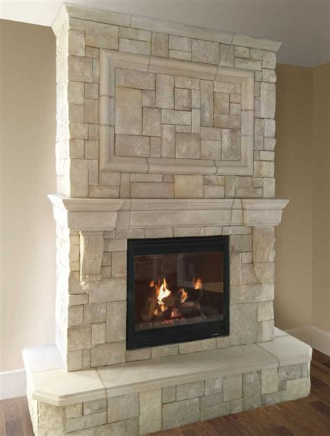 New Fireplace Mantel by Cast Fireplace Mantels Integrate With Veneer New