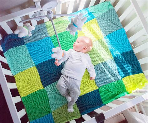 stricken patchworkdecke patchworkdecke stricken gratis anleitungen bei wollplatz