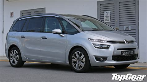 citroen grand  picasso  thp review spaced