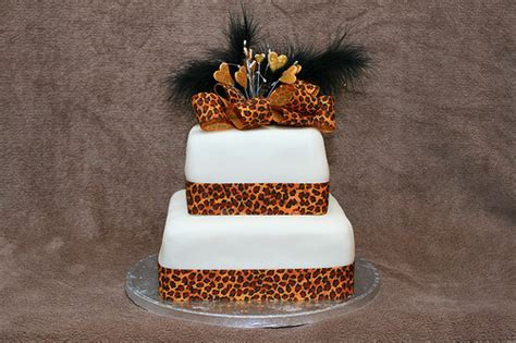 masam manis leopard cake cheetah cake leopard print cake explore eldriva s photos on flickr