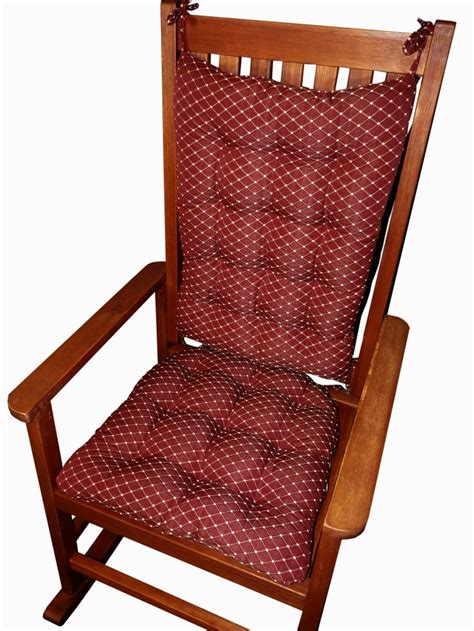 traditional rocking chair cushions 17 best images about country traditional home decor on
