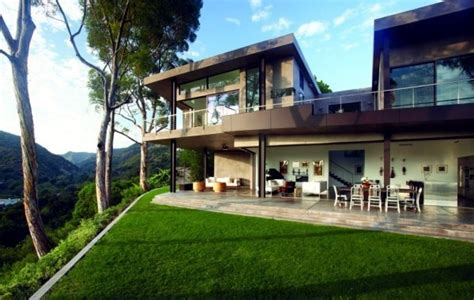 modern hill house designs the modern house on the hill and magnificent views in the