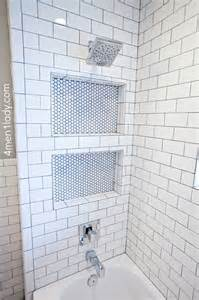 bathroom tile grout white subway tile with gray grout design ideas