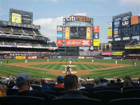 New York Health Section 18 citi field section 15 row 18 seat 10 new york mets vs