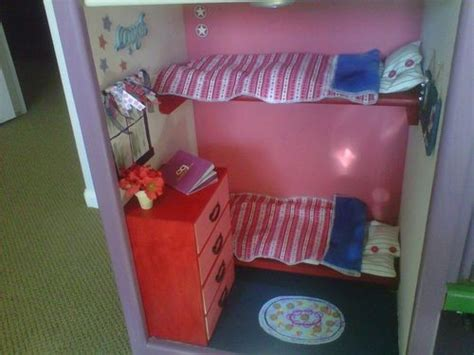 american doll bedroom caught my fancy an american girl doll bedroom