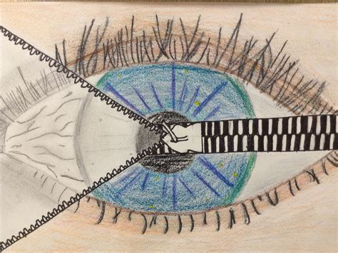 S Drawing Middle School by Surreal Eye Middle School Drawing Class Inspired By