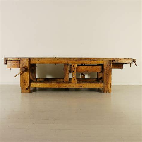 tavoli da falegname banco da falegname tavoli modernariato dimanoinmano it
