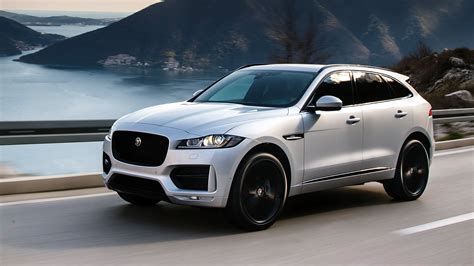 Experience Jaguar F Pace The All Performance Suv