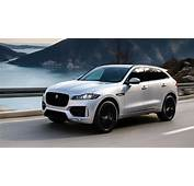 Experience  Jaguar F PACE The All New Performance SUV