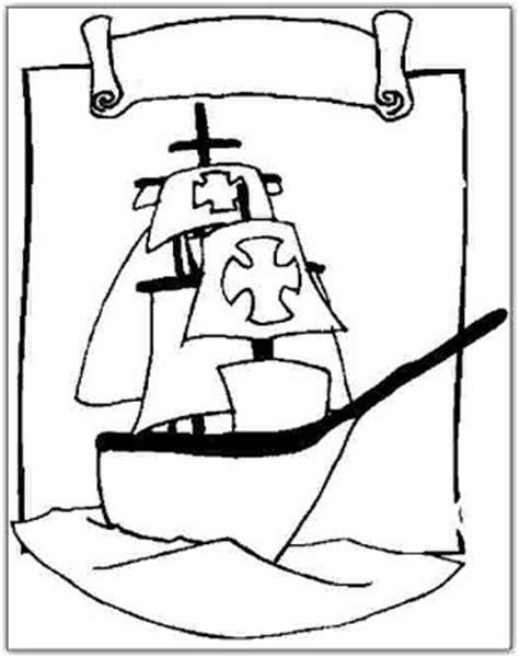 los barcos de cristobal colon para dibujar im 225 genes para colorear de las carabelas de colon banco