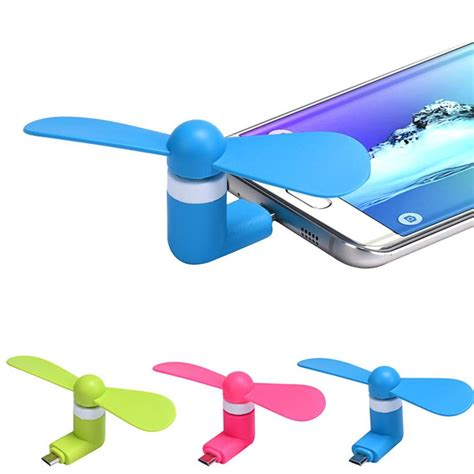 Hob Portable Usb Mini Fan For Android aliexpress buy 5pin portable mute usb cooler
