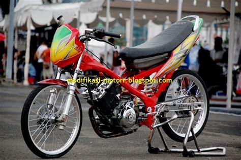 Stang Satria Fu 150 Rider Original Lospak Kumpulan Gambar Modifikasi Suzuki Satria Fu 150 Galeri