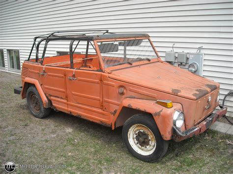 volkswagen type 181 volkswagen type 181 thing picture 3 reviews news
