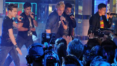 Menudo Reforming For Mtv Reality Series by Fans Mourn One Direction Performance Cnn