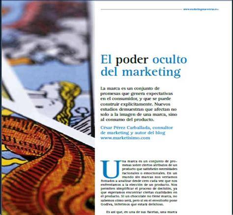 el poder oculto de market 237 simo el poder oculto del marketing